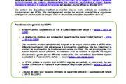 "Principales dispositions de la loi ""Blanc"" sur les MDPH"